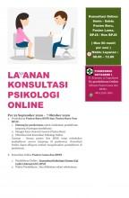 Perubahan Jadwal Poli Psikologi